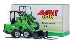 Avant 640 Modell 1:25